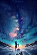 capture_the_sky_by_yuumei-d9xp9qu