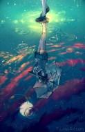 the_sky_beneath_my_feet_by_yuumei-d9g7lrh