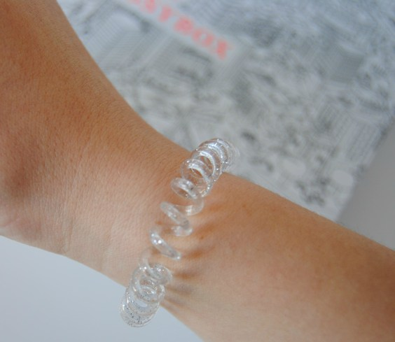 Bracelet hair rings