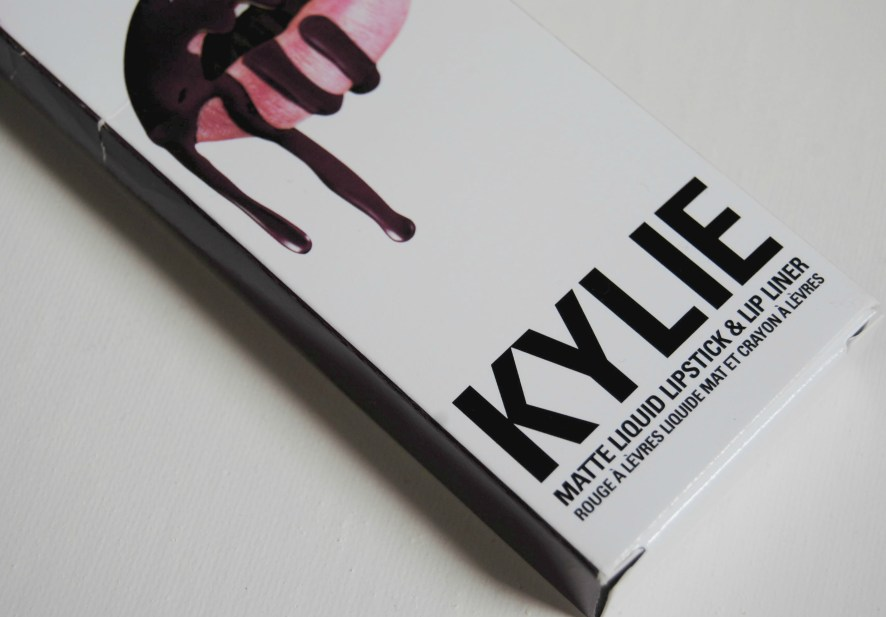 kylie packaging