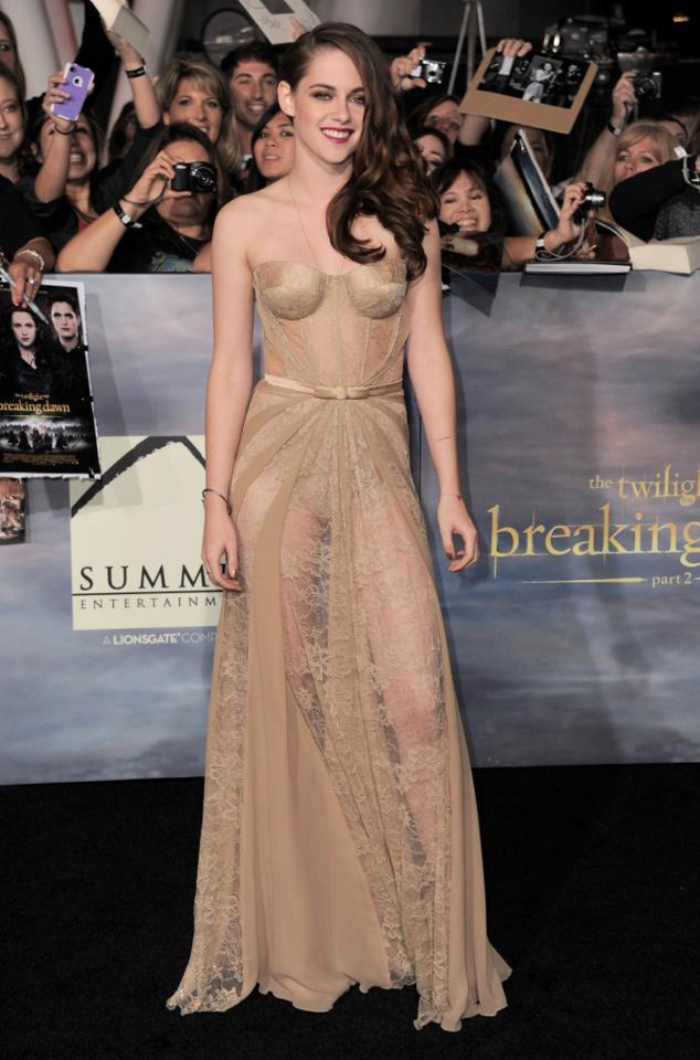 Zuhair Murad habille Kristen Stewart