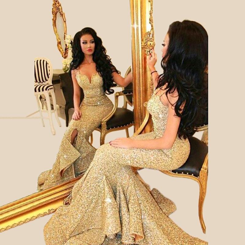 Longue robe sirene, forme trompette. Robes à sequins, robe brodée de perles. Robes orientales libanaises marocaines Dubai. Robe pour baptême, anniversaire, gala, bal, mariage. Robe pas cher de qualité.