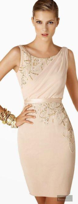 robe de soirée courte mariage oriental