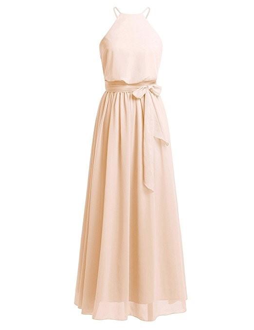 Robe abricot
