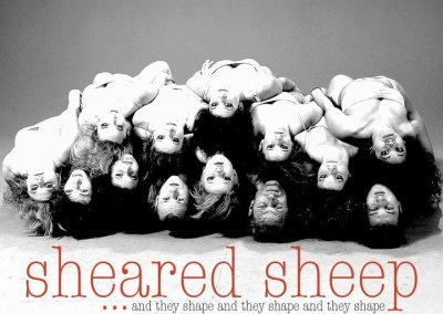 "ProfessionalDanceAcademy Abschlussshooting by Uwe Seyl, 2010 ; ""ShearedSheep"" choreographiert by Denny Hartmann"