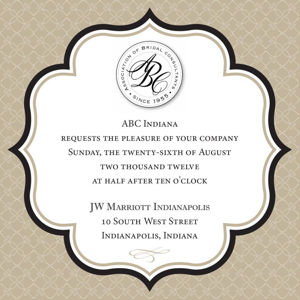 Wedding Etiquette Mon Amie Events Inc Indianapolis Weddings Amp Events Planner