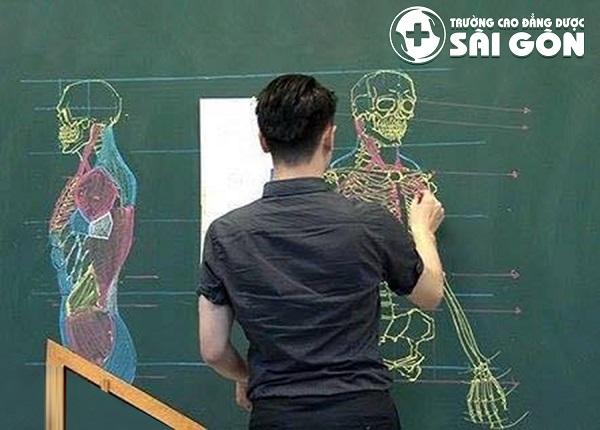 Trường Cao Đẳng Dược Sài Gòn cho tôi cơ hội đến với y học cổ truyền