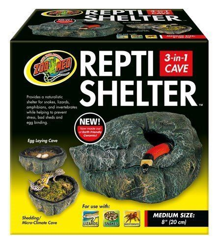 zoomed repti shelter medium