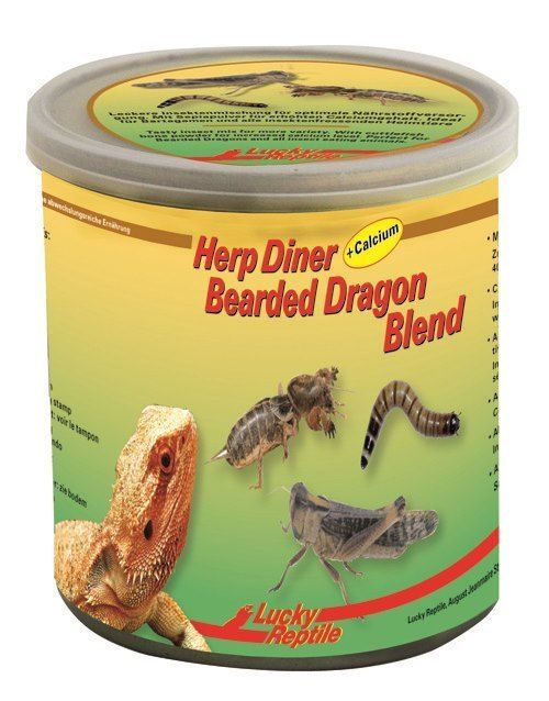 Herp Diner Bearded Dragon Blend 70gr