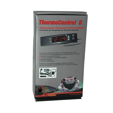 Lucky Reptile Thermo Control II Termostato digital