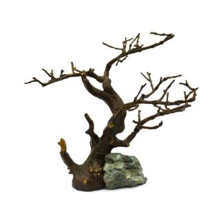 lucky reptile resin tree
