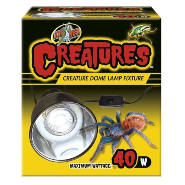 zoomed creatures dome lamp fixture
