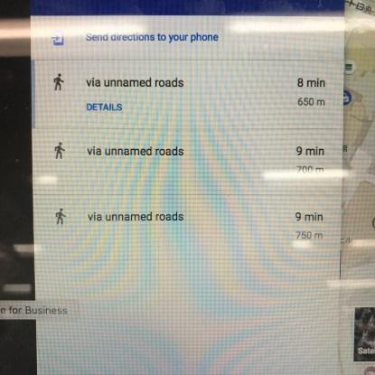 via computer
