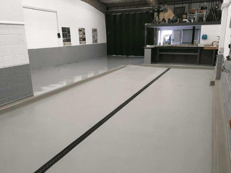Brewboard - resin flooring UK - Brewery Flooring - Monarch