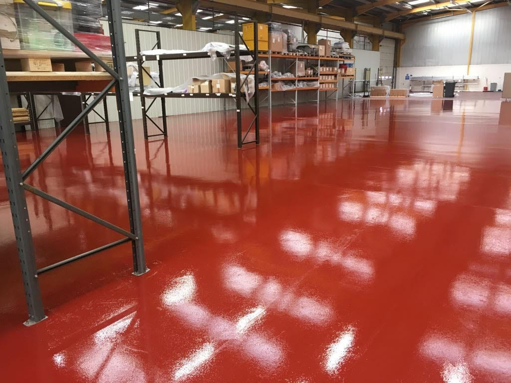 Monarch - Factory Flooring