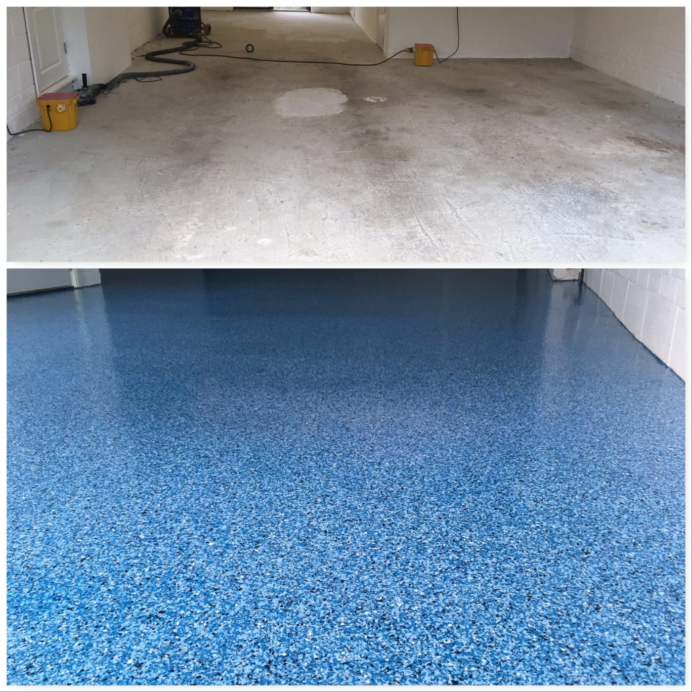 Monarflake - Decorative Resin Flooring