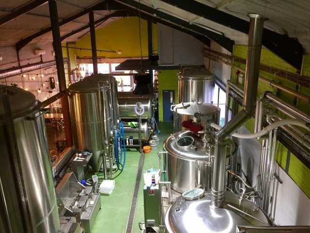 Monarthane - Sentinel Brewery - Brewery Flooring - Monarch