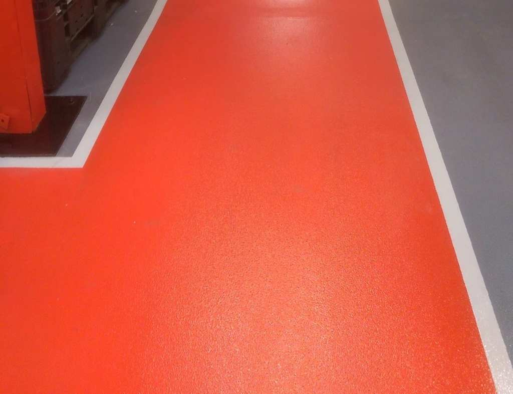 Monargrip - Factory Flooring