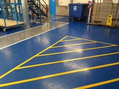 Factory Flooring - Monarch