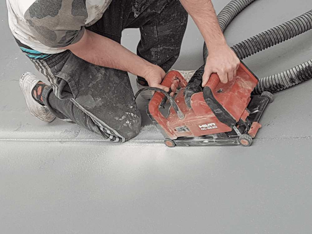Monarjoint - Cutting - Floor Jointing