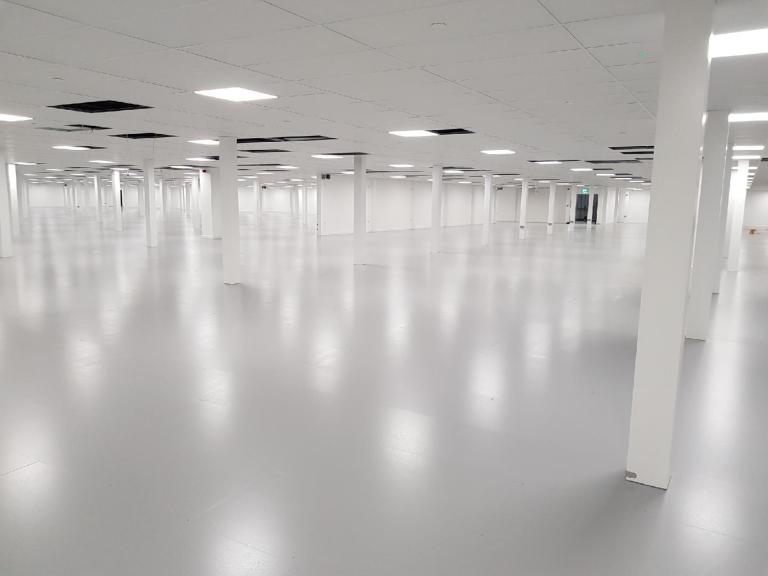 Warehouse Resin Flooring London