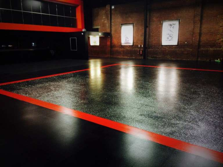 Dancefloor - Lincoln Uni