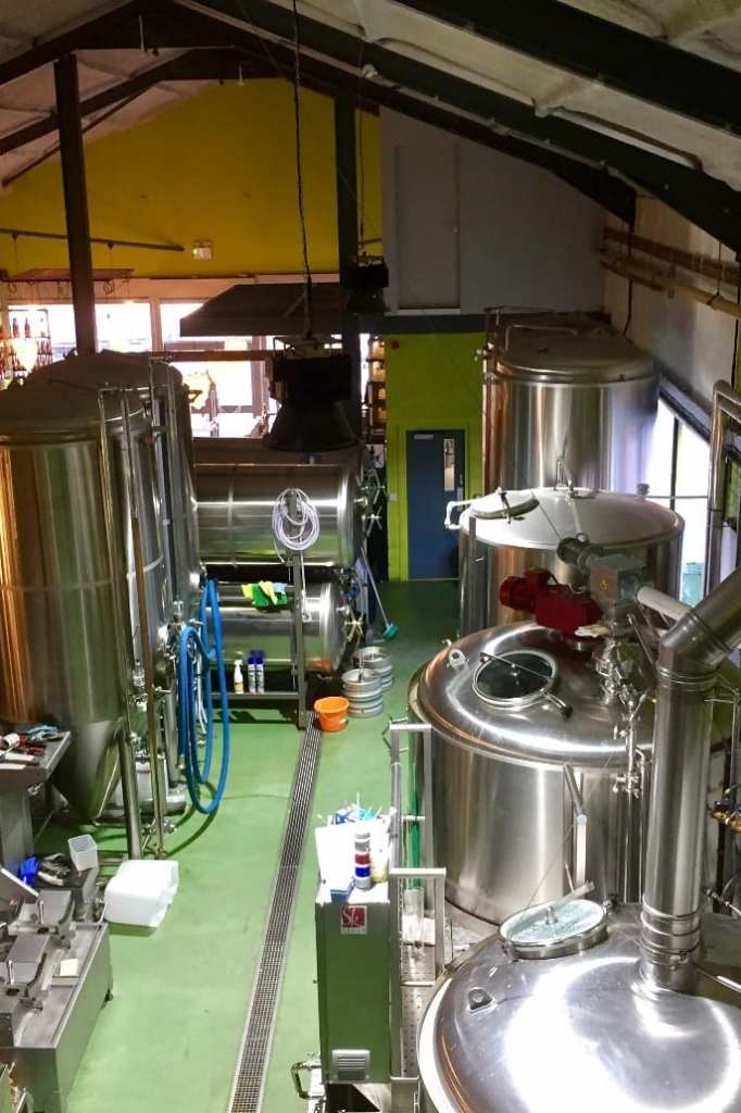 Brewery Flooring South Yorkshire