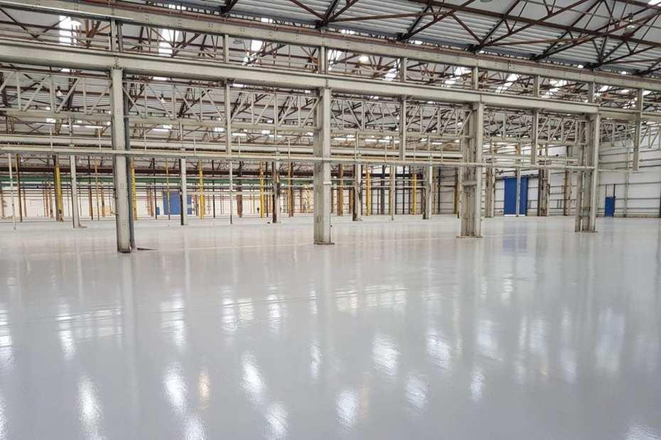 resin flooring contractors monarch