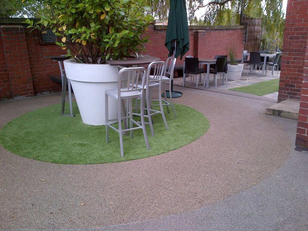 External Resin Flooring