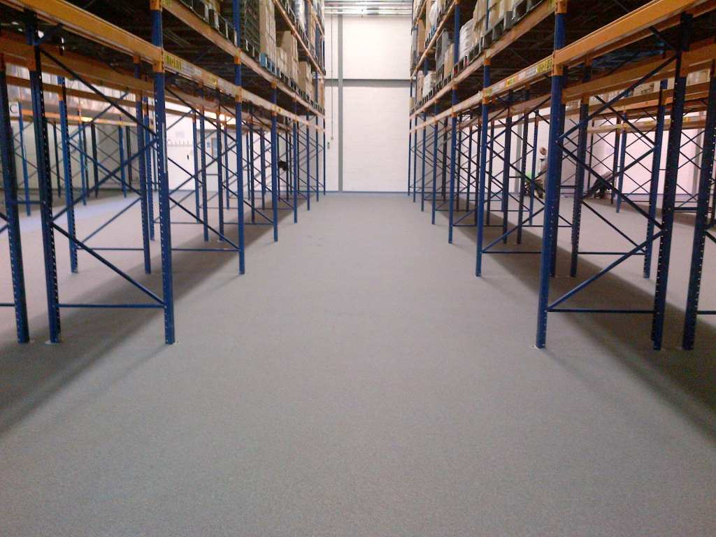 Heavy Duty Resin Flooring