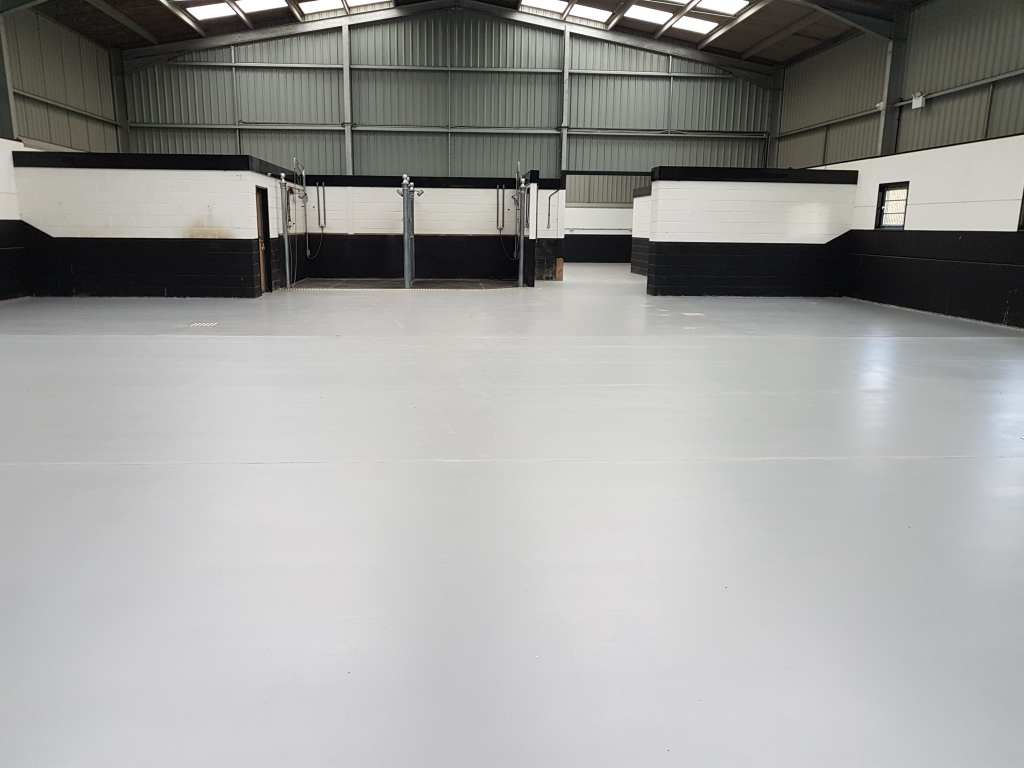Monargrip industrial flooring