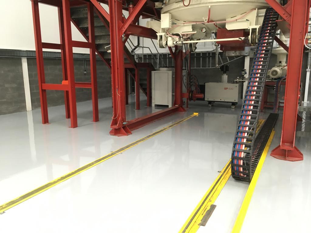 Monarflow Resin Flooring System
