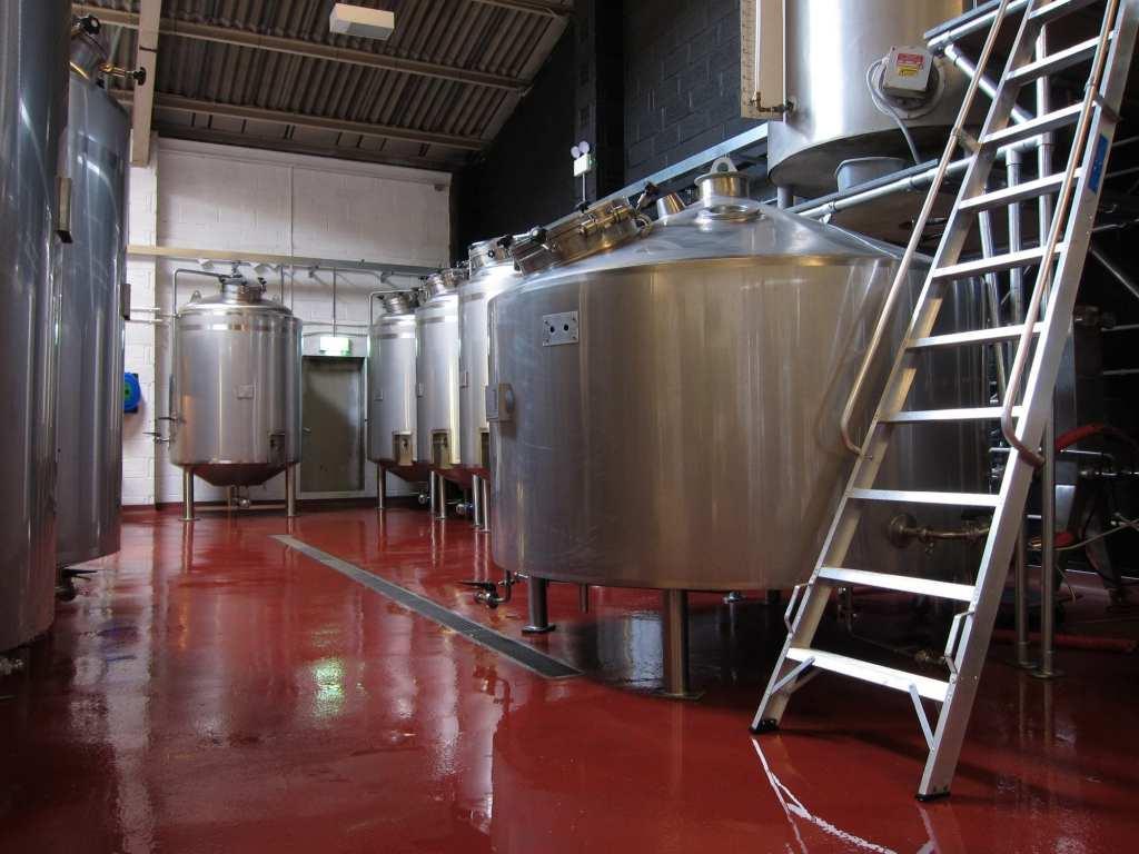 Brewery Flooring Bristol