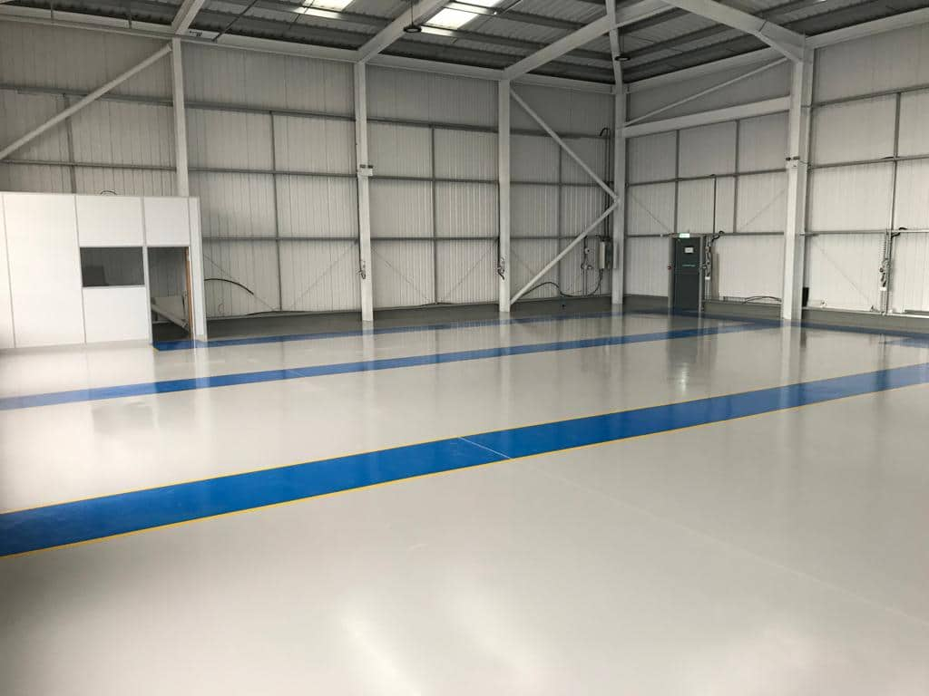 manufacturing resin flooring uk