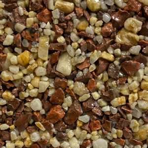 002 - Rust Resin Bound Driveway Colour