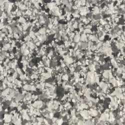 decorative resin flooring flake finish pebble
