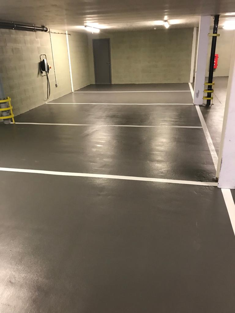 car park resin floor paint monarch