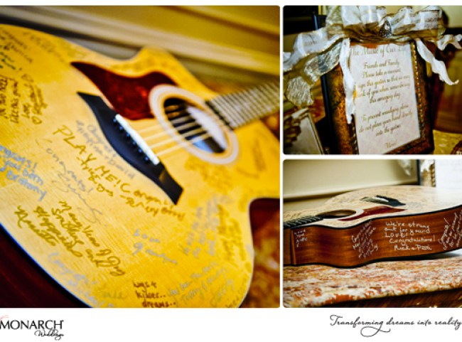 Guitar-for-Guest-book-sign-in