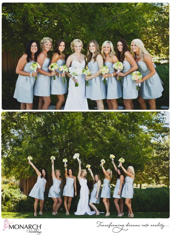 Bridesmaids-pale-blue-bridesmaids-dress-rustic-chic-wedding