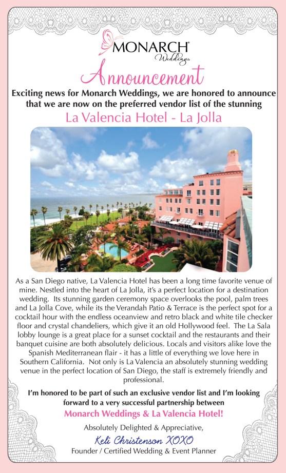 Monarch-weddings-preferred-vendor-list-La-Valencia-Hotel-La-Jolla-Wedding