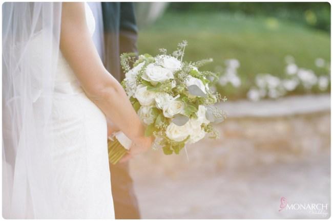 Garden-Chic-Rustic-Wedding-white-Bridal-Bouquet