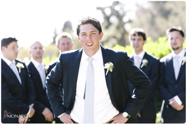 Garden-Chic-Rustic-Wedding-Groomsmen