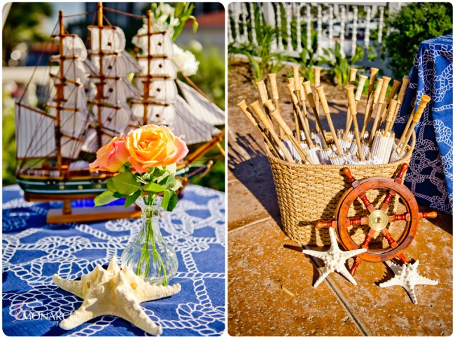 Vintage-nautical-wedding-hotel-del-ships-parasols-ships-wheel