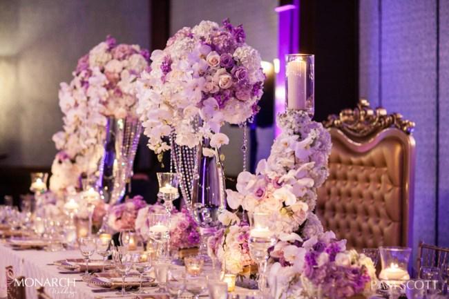 hotel-del-wedding-beautiful-headtable-florals-san-diego-wedding-planner