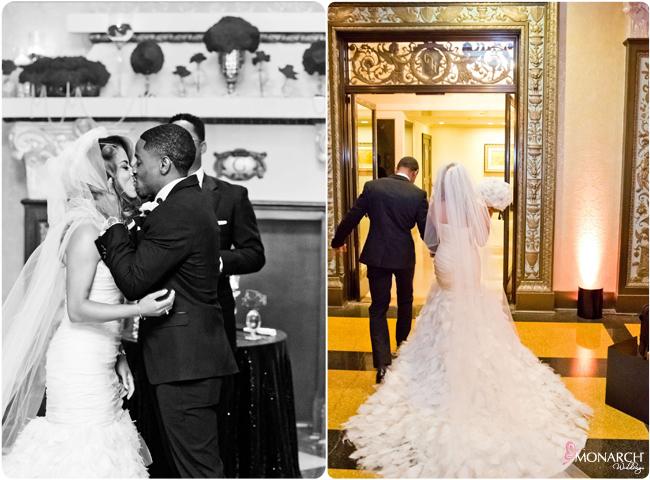 Bride-groom-kiss-Us-grant-hotel