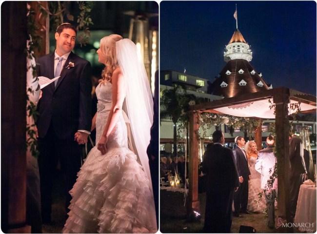 Evening-wedding-chuppah-hotel-del-coronado-wedding