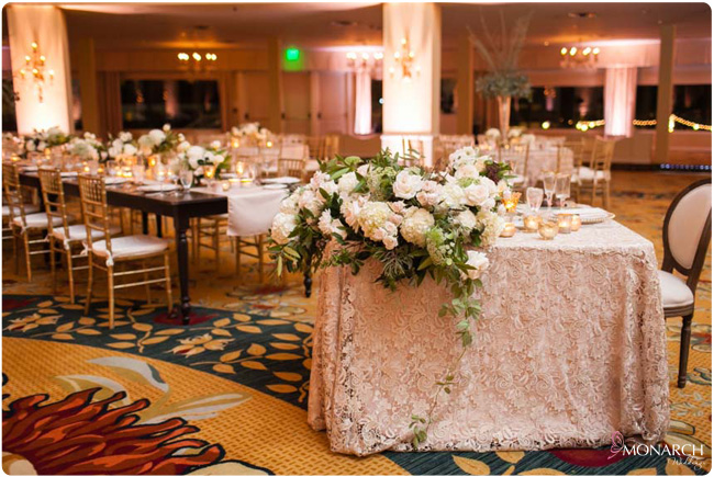 La-Tavola-Lace-Linen-Sweetheart-Farm-Tables-Hotel-Del-Wedding-2
