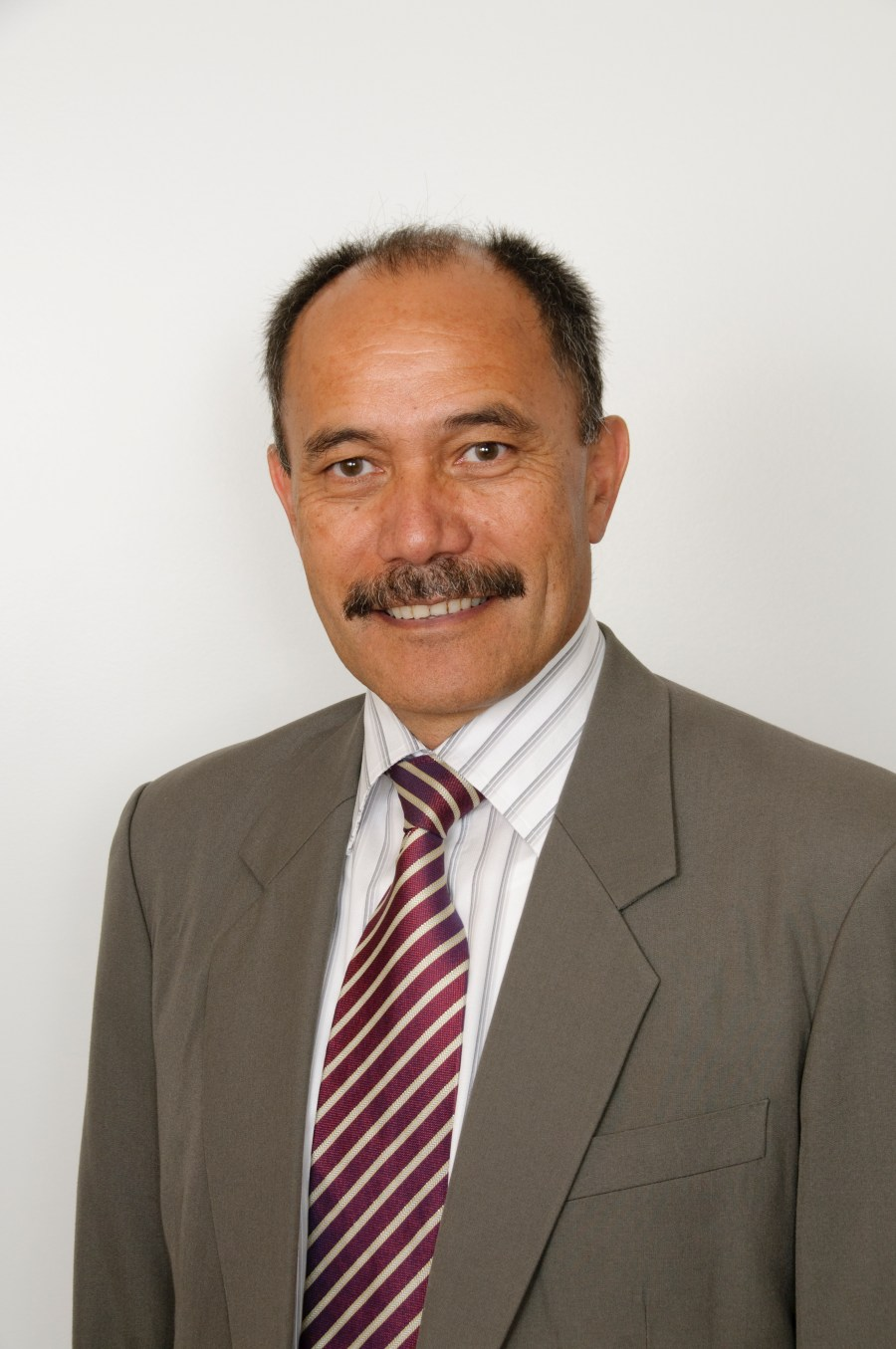 Governor General Jerry Mateparae