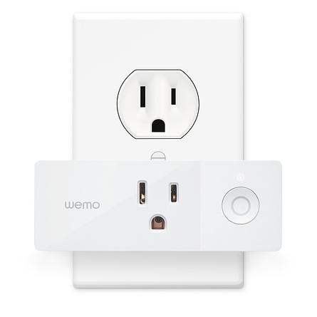 Wemo Mini Smart Plug Image