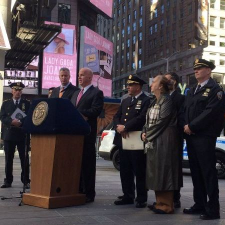 NYPD To Deploy Biggest Election Day Security Detail